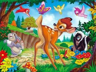 Cute Bambi Wallpaper   Disney Wallpaper