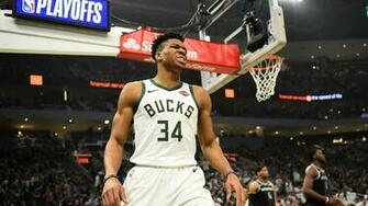 Giannis Antetokounmpo wins MVP amongst three Milwaukee Bucks NBA