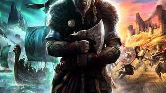 Assassins Creed Valhalla 4k Wallpaper assassinscreed