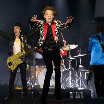 The Rolling Stones Still Miss You and 13 More New Songs   The New