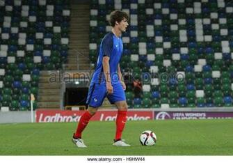 Benjamin Pavard France U21 Stock Photos Benjamin Pavard