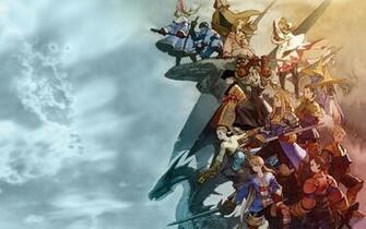 final fantasy wallpaper Final Fantasy Tactics