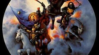 Christian Religious Horsemen of apocalypse HD Wallpapers