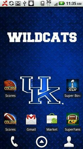 Kentucky Live Wallpaper HD App for Android