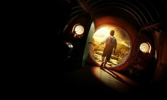 by LEAGUE OF FICTION The hobbit Wallpaper an Unexpected Journey