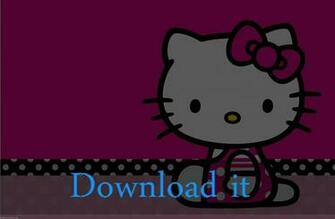 Wallpaper Hello Kitty Gif 43 images