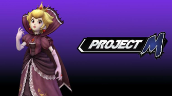 Shadow Queen Peach Project M Project m wallpaper   shadow