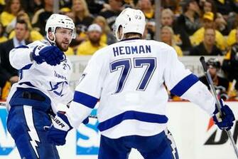 Nikita Kucherov and Victor Hedman named to NHL All Star Game   Raw