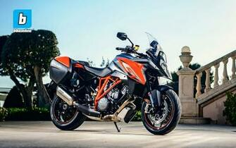 Wallpaper 2016 KTM 1290 Super Duke GT   BikeOnlinecomau