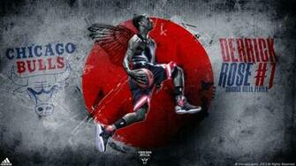 Derrick Rose Wallpaper by ManiaGraphic