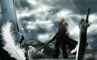 Final Fantasy VII Advent Children desktop wallpaper
