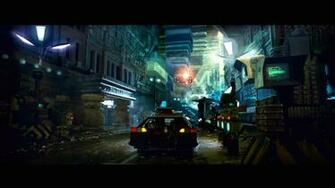 BLADE RUNNER drama sci Fi thriller action city fs wallpaper background