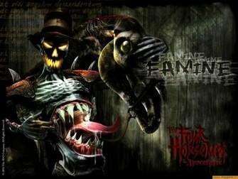 Four Horsemen of the Apocalypse The