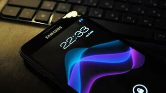 Download Wallpaper 1366x768 galaxy phone android note samsung