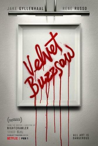 Velvet Buzzsaw 2019   IMDb