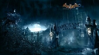 Wallpapers For Batman Arkham Asylum Wallpaper 1920x1080