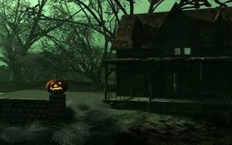 Halloween Home Wallpapers HD Wallpapers
