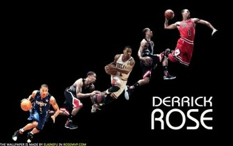 Derrick Rose Logo Wallpapers