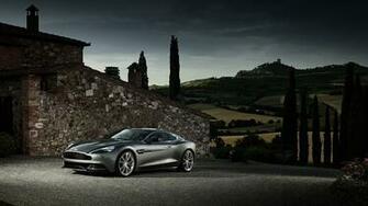 Aston Martin Vanquish Wallpaper Image Group 47