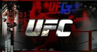 UFC Wallpaper by EvgeniySi