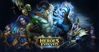 Heroes Evolved   MMOsite Readers Choice Awards Event   Vote for