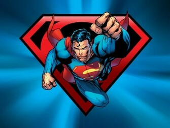 Cartoons Wallpapers   Superman 1024x768 wallpaper