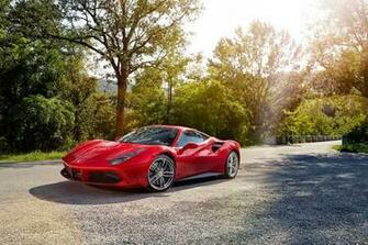 Ferrari 488 GTB CAR Magazine