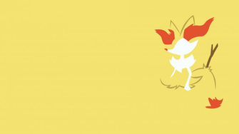 654 Braixen Art Sprites Wallpapers   SpriteDex