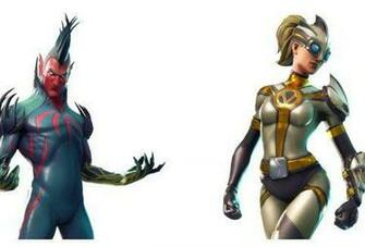Some Awesome New Supervillain And Basketball Skins Just Leaked For
