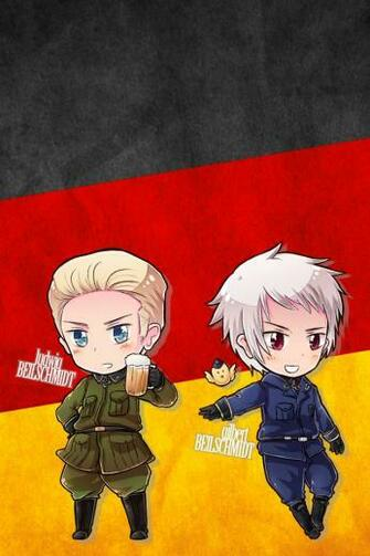 Hetalia iWallpapers   Germany and Prussia by Dreamweaver38 on