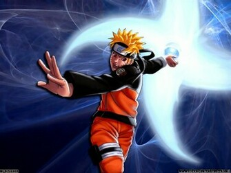 Naruto Shippuden Rasengan Wallpaper High Res Wallpaper Background