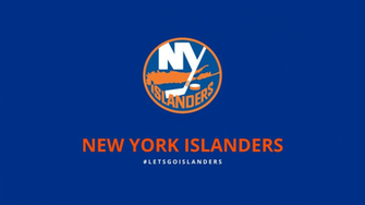 Minimalist New York Islanders wallpaper by lfiore