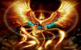 phoenix fantasy wallpaper fantasy wizard dragon desktop wallpaper