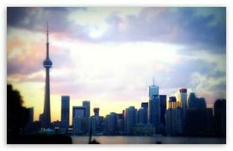 Toronto City HD desktop wallpaper High Definition Fullscreen