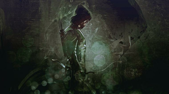 Cw Arrow Arrow by amethysticeangel