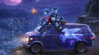 Onward 2020 Animation Pixar 4K Wallpapers HD Wallpapers