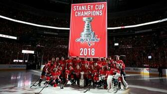 Capitals raise banner then score twice in opening 147 of new