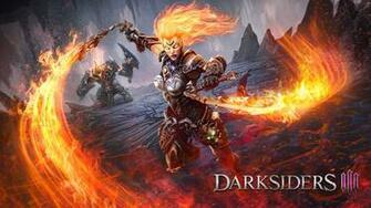 Darksiders III 4k Ultra HD Wallpaper Background Image