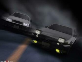 68] Initial D Wallpapers on WallpaperSafari