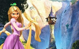 Rapunzel Wallpaper Disney Princess Wallpaper 28959005 Fanpop