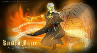Wallpaper   Raistlin Majere by talespirit