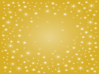 Powerpoint Template Gold Sparkle Background by MissPowerPoint