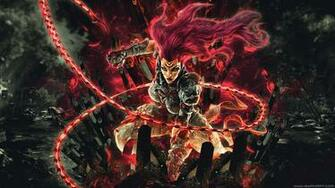 Darksiders 3 Fury 4K Wallpaper THQNordic 2019 SyanArt Station