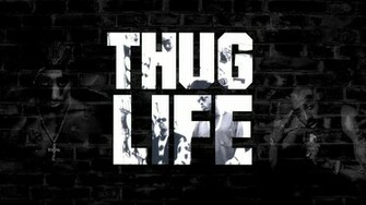 Tupac Thug Life Rap Wallpapers