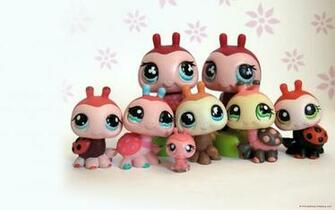 Littlest Pet Shop images lps lady bug family wallpaper photos