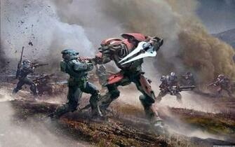 Halo Reach Armo HD Wallpaper Background Images