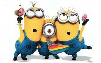 Cute Minion Wallpapers HD for Desktop 25