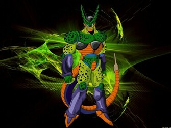 cell dragonballz Cell 2 Anime Dragonball HD Wallpaper