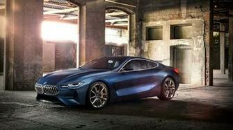 BMW 8 Series Gran Coupe Wallpapers