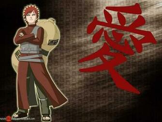 Gaara as Kazekage Wallpaper Naruto Shippuden Wallpaper